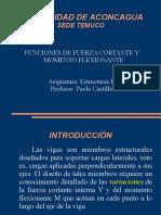 Funciones de v y m3919