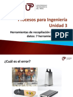 Procesos Para Ingenieria - Semana 9 (Unidad 3)