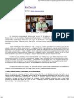 Entrevista Al Dr Paoletti