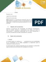 Protocolo de Entrevista Al Investigador