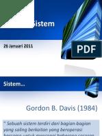 2 Konsep Sistem