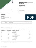 Pedido de Compra 4601179450-CASA GRANDE