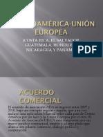 Centroamérica-unión Europea Presentación