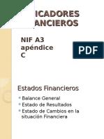 Maestria 05 - NIF INDICADORES FINANCIEROS.ppt