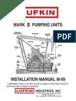 Ge Lufkin Mark II Install Manual 1
