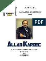 Alan Kardek e a Maçonaria