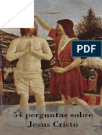 Francisco Varo 54 Perguntas Sobre Jesus Cristo