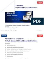 Allianz Case Study