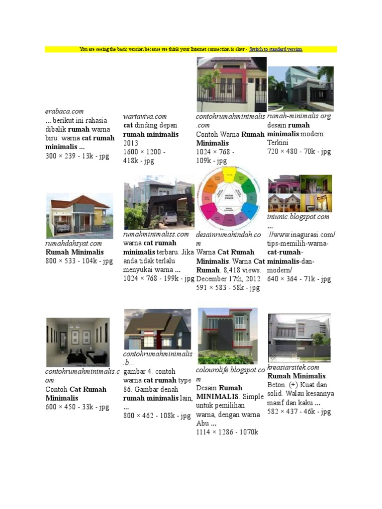 6600 Gambar Rumah Minimalis Yang Terbaru HD Terbaru