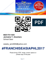 Franchise Expo Jam