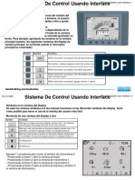 14.1.Control System User Interface Español