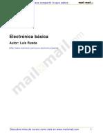 Electrónica Básica 23896
