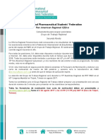 15th IPSF Pan American Regional Assembly