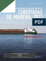 Código de Prácticas de Seguridad Para Buques Que Transporten Cubertadas de Madera