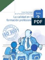 Guia 3 - La calidad en la formación profesional