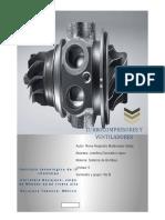 Unidad 6 Turbocompresores