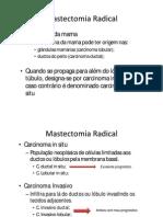 caracterização cancro da mama