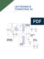 Apuntes Electronica Automotriz III