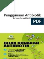 penyuluhan antibiotik