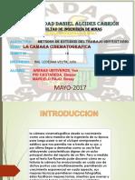 Camara Cinematografica
