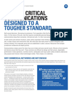 Mission Critical Communications Tougher White Paper