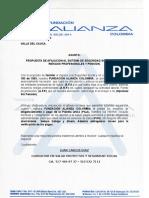 Propuesta Completa Fundacion Alianza Colombia 2010