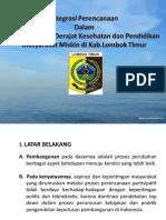 Pres PNPM MP Integrasi