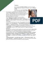Biografía de Griselda Gambaro