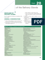 CH 20 Neoplasms of the Salivary Glands