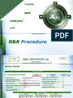 Procedure of EDSA