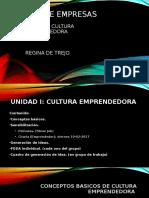 Unidad 1 Cultura Emprendedora