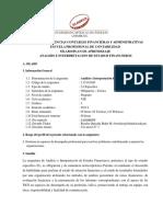 Análisis EE FF SPA 2017-I (Híbrido)