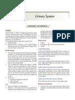CH 3 Urinary