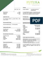 Ekolite KRYS 02 S PDS Rev 3