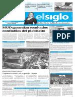 El Siglo Edicion Impresa 13-07-2017
