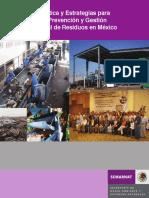 Politica_y_estrategias Gestion Integral de Residuos en Mexico