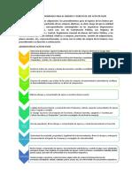 Procedimientos Generales Para El Ingreso y Egreso de Los Activos Fijos