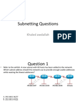 9- Subnetting Questions 2.pptx