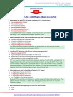 CCNA 4 Chapter 2 Exam Answers 2017 (v5.0.3 + v6.0) – Full 100%