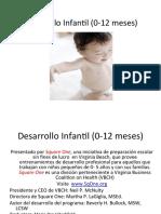 Square One Desarrollo Infantil 0 12 Meses Curso