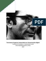 Tecnico en Comunicacion Digital