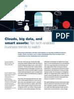 Ten Tech-enable business trends