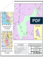 Plano de Ubicacion Del Proyecto Huayanay