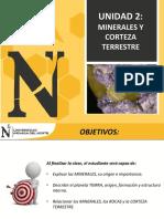 Semana3 - Minerales y Corteza Terrestre 2017-1