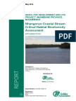 8_Draft Estuarine Study