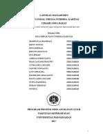 Laporan Manajemen Pstw Karitas 2017