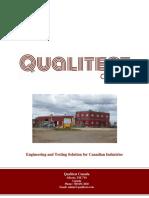 Qualitest Canada Brochure