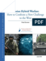 Russian Hybrid Warfare