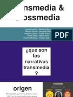 Transmedia y Crossmedia
