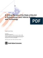 A Critical Review Ofthe State-Of-The-Art In